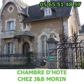 Les pèlerins sur le chemin de Saint Jacques de Compostelle trouveront une belle chambre d'hôte à Espalion celle de M. et Mme Morin
