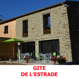 Situé sur le chemin de Saint Jacques de Compostelle, le gite de l'Estrade est situé à 7km de Saint Chély d'Aubrac. Il est conseillé de réserver.
