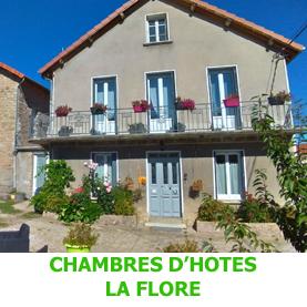 La Flore - Chambre d'Hôte à Saugues - Jour 2 du Saint jacques de Compostelle