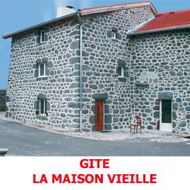 Le gite d'étape la Maison Vieille à Tallode reçoit les pèlerins en partance pour le Saint Jacques de Compostelle