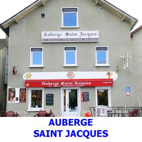 L'auberge Saint Jacques à Saint Alban sur Limagnole propose l'hospitalité aux pèlerins en route sur la via podiensis