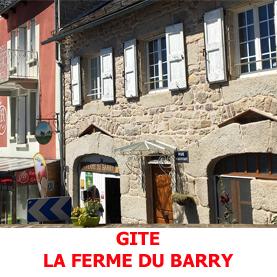 La ferme du Barry est une halte appréciée par les pèlerins en route sur le Saint Jacques de Compostelle