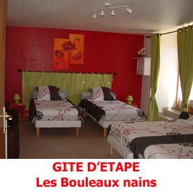 Gite d'étape t chambres d'hôtes à Lajo sur le Saint Jacques de Compostelle