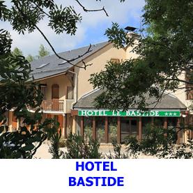 Cet hôtel trois étoiles, situé à 800 mètres du village de Nasbinals acceuille les pèlerins  sur le chemin de Saint Jacques, en quète de confort.
