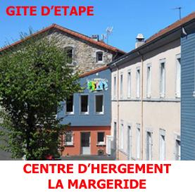Le centre d'hébergement la Margeride à Saugues accueille les pèlerins du Saint Jacques de Compostelle. C'est l'association Sports Vacances en Margeride qui gère cet hébergement, offrant aux randonneurs de la via podiensis une halte sur le chemin.