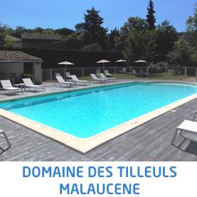 Hôtel Domaine des Malaucene