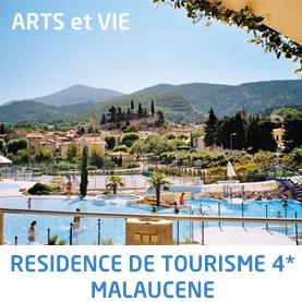 Résidence de Tourisme Malaucène ****