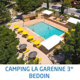 Camping Lagarenne